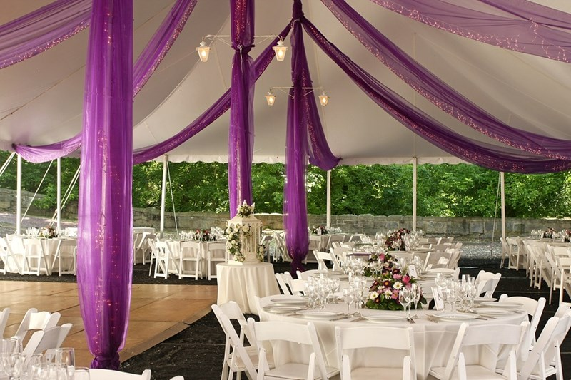Choosing the Best Tents for Wedding Receptions