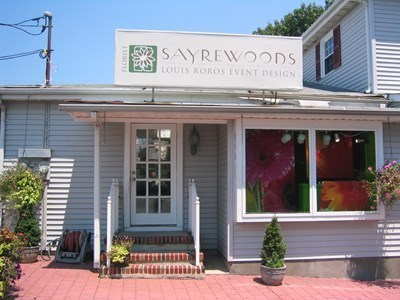 SAYERWOOD Sign