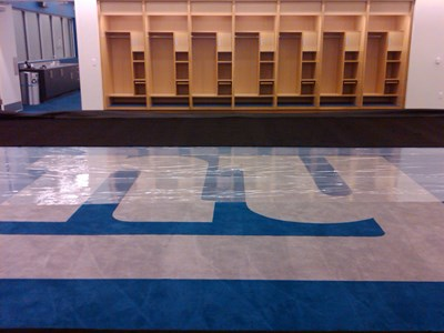 NY Giants Specially Cretaed Carpet